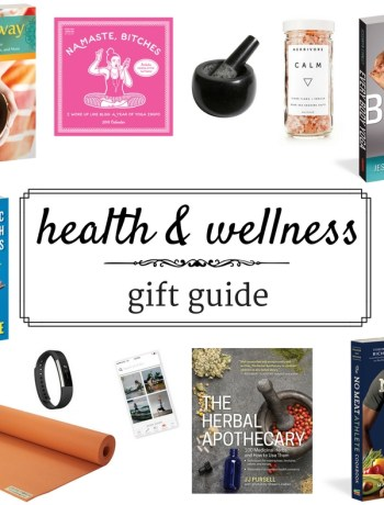wellness gift guide