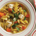 Instant Pot Classic Chicken Noodle Soup