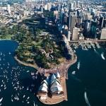 Sydney and the BridgeClimb