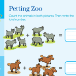 Petting Zoo Brain Quest For Between Grades Pre-K and K