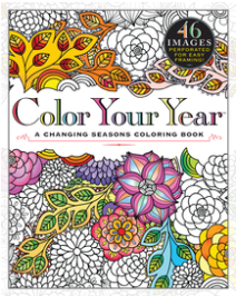 Color Your Year Cover