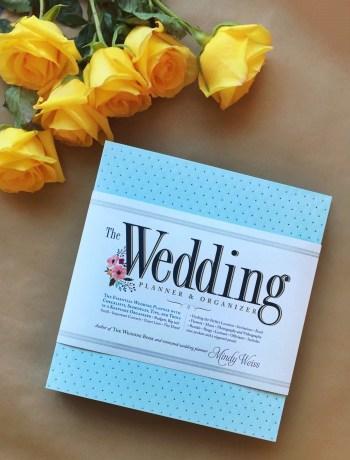 Wedding Planner Cover Shot
