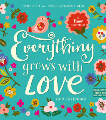 Everything Grows with Love Cover Image