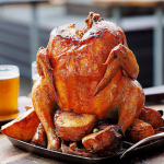 Beer-Can Chicken Recipe from <em>The Barbecue! Bible</em>