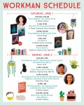 BookCon Schedule