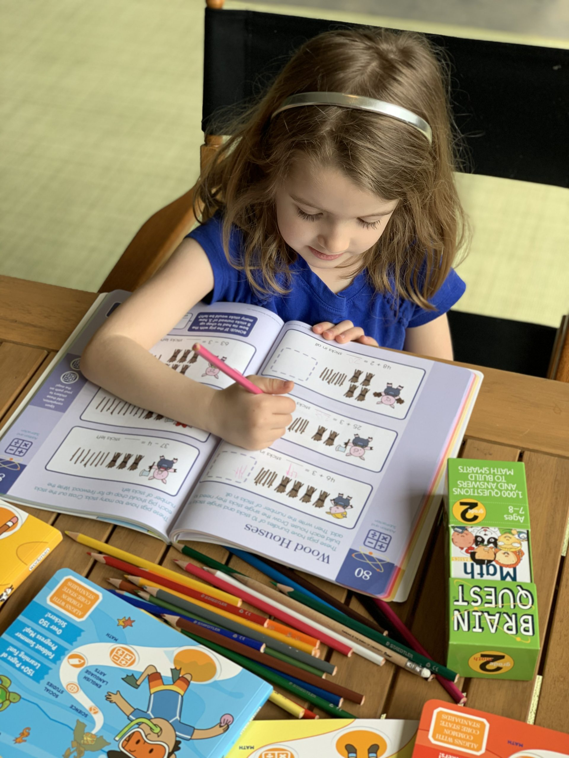 Keep Your Kids Entertained and Educated at Home with these Free Activities!  - Workman Publishing [ 2560 x 1920 Pixel ]