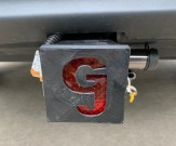 Custom Hitch Cover