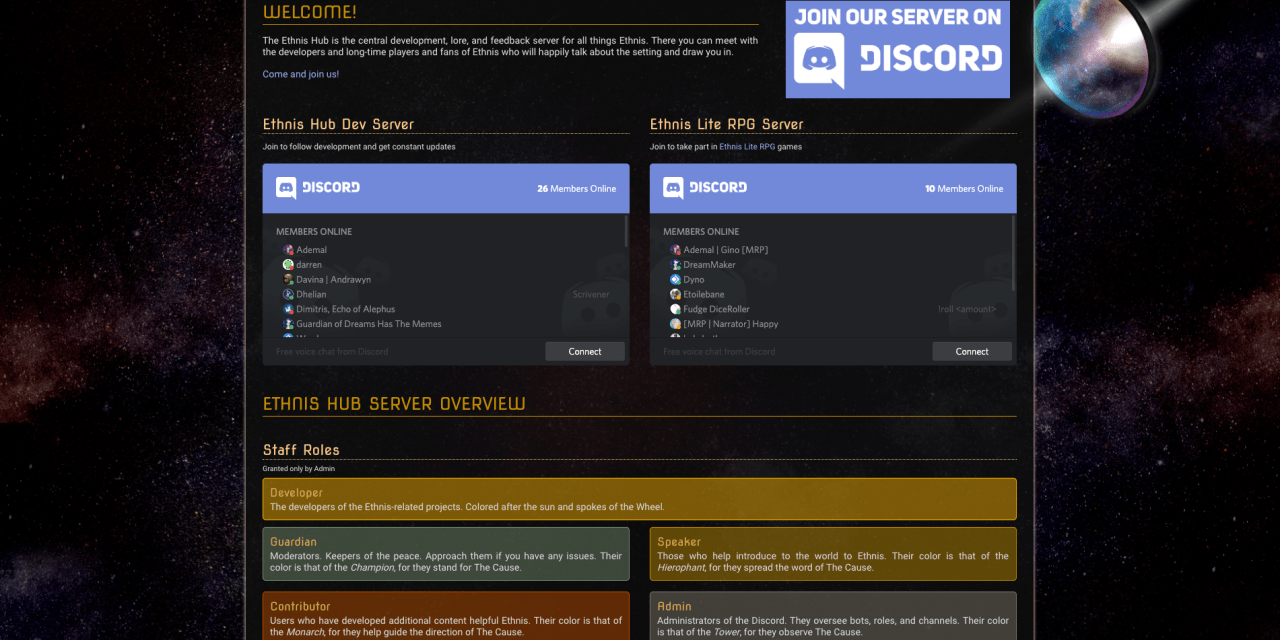 Getting your readers to your Discord server with the new [discord] tag!