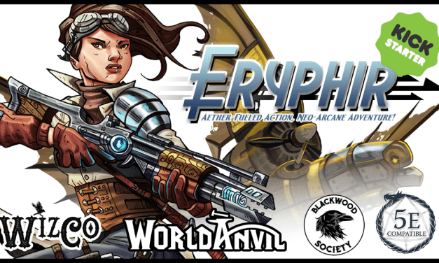 Introducing Eryphir