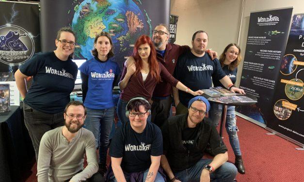 Dragonmeet 2019 – WorldAnvil's second convention
