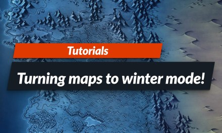 Let it snow! Turning your maps to Winter Mode