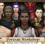 Character Portraits? Portrait Workshop is the tool for you!