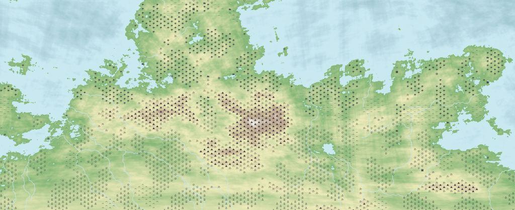 Donjon map generation software
