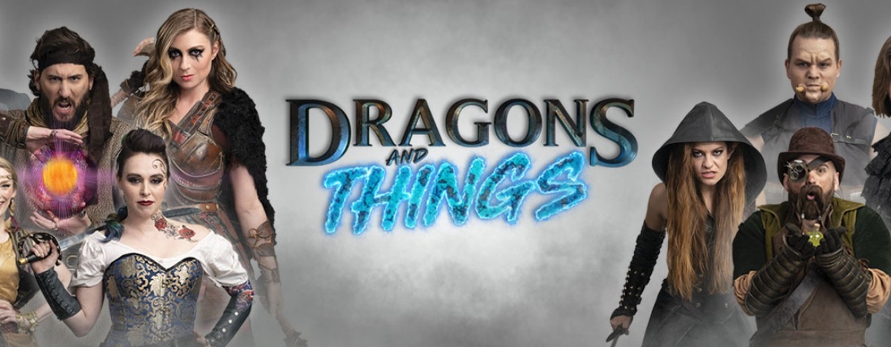 Dragons and Things!   A World Anvil Sage Spotlight
