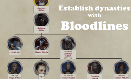 Bloodlines for Worldbuilding: organise your dynasties