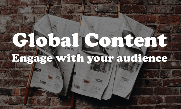 Global content blocks: engage with your audience!