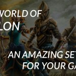 World of Faleon: an amazing RPG setting for you!