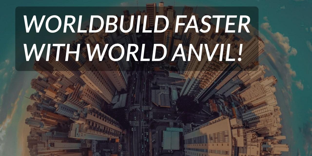 5 ways to faster worldbuilding!