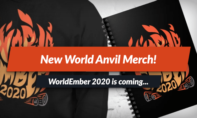 WorldEmber Merch: win the challenge in style!