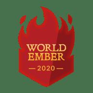 WorldEmber 2020 logo