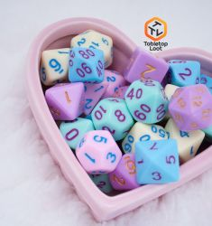 these dice are a great valentine's gift