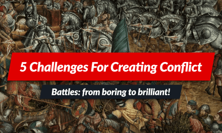 5 INTERESTING plot points for creating conflict!