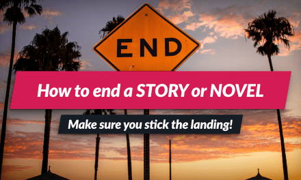 How to end a story or novel!