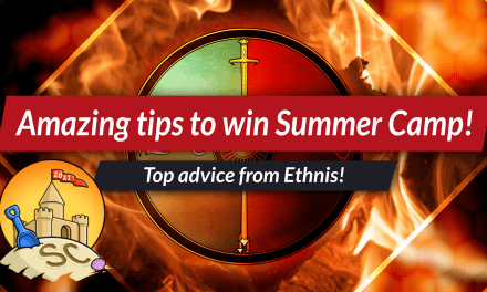 The best Summer Camp tips from the Ethnis team!
