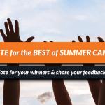 Summer Camp 2021 WINNER VOTING and FEEDBACK!
