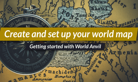 How to create your world by setting up your Map