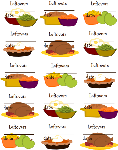 thanksgiving labels tricia-rennea