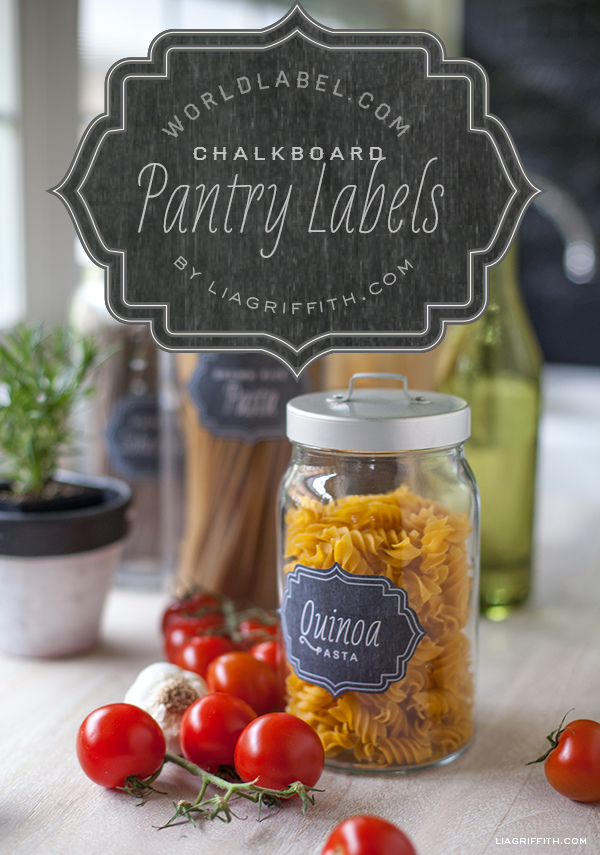 Farmhouse Pantry Labels For You To Edit And Print Free