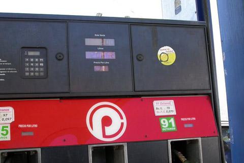20 Litres d'essence pour 2 Blv (Environ 0,50€)