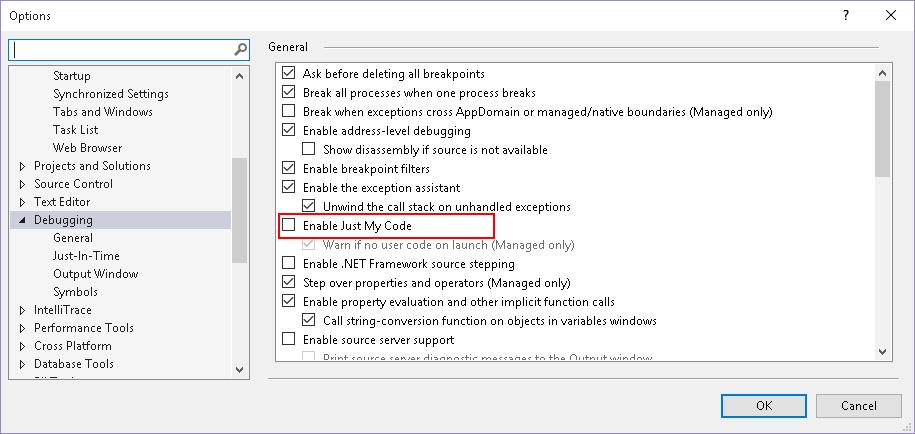 Debugging Visual Studio from Visual Studio – wpdev