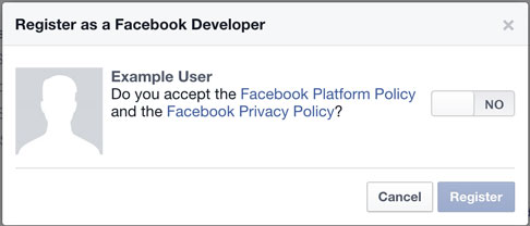 Facebook Developer Platform