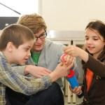 Lernen macht Schule - Exkursion Science Center Netzwerk
