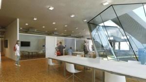 Projekträume im LC (c)Boanet