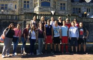 WU Studierende in Victoria