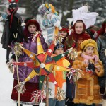 Christmas celebrations in Ukraine