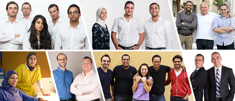 Top Egyptian startups in Forbes Middle East