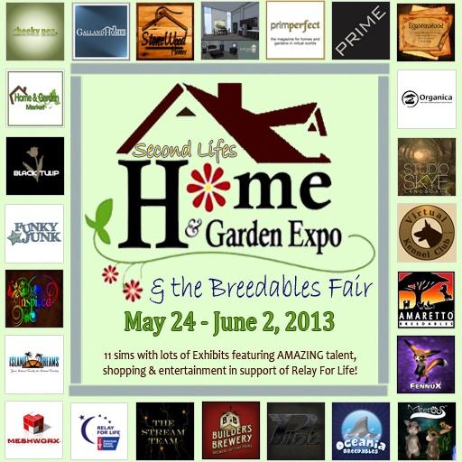 Home& Garden Expo 2013 Logo