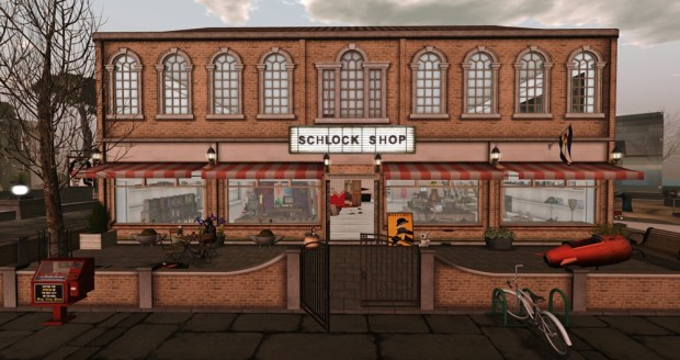 Schlock Shop