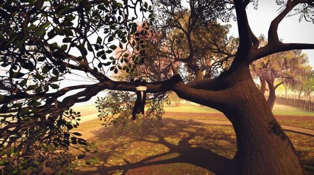 In Cube's oak