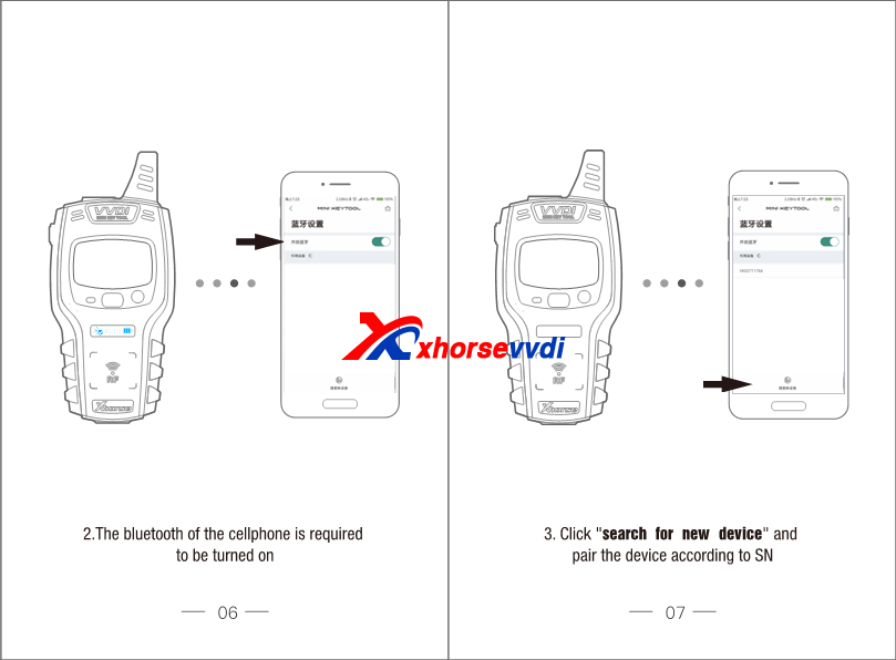 Xhorse VVDI MINI Key Tool User Manual Free Download