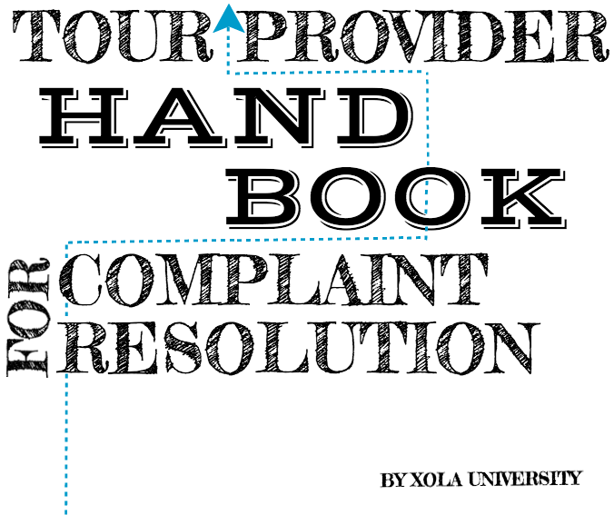 The Tour Provider Handbook for Complaint Resolutions