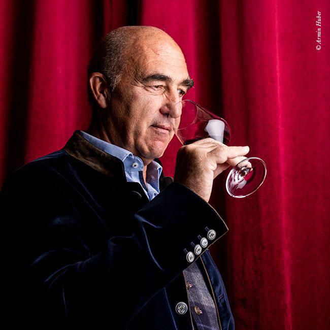 annullamento merano wine festival 2021 - Helmuth Köcher