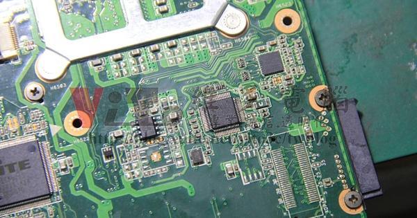 (筆電維修)華碩 ASUS K61(K61IC) 顯示異常~影像色暈及雜訊破圖~外接VGA顯示異常~顯示卡過熱故障~顯卡更換實例 ...