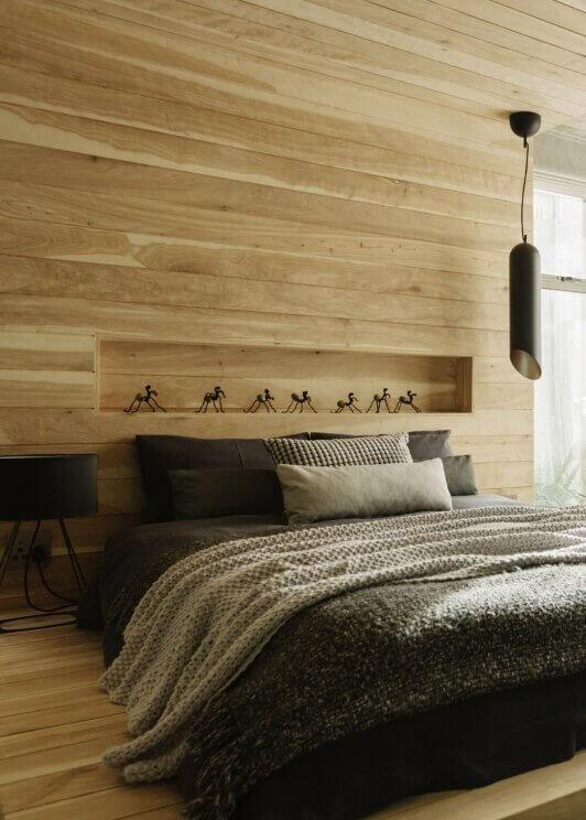 Haal Scandinavi in huis met houten wanden  Xyladecor Blog