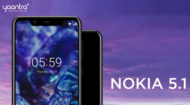 Nokia 5.1 Mobile Phone Review