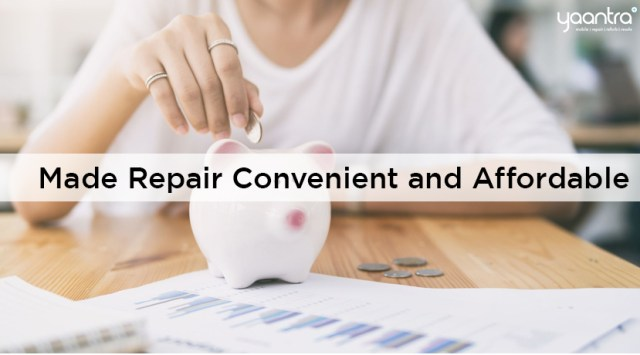 Convenient and Affordable Repair